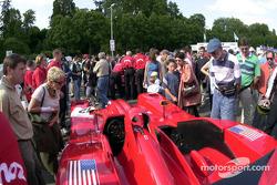 Panoz Motor Sports: aficionados en tecnología