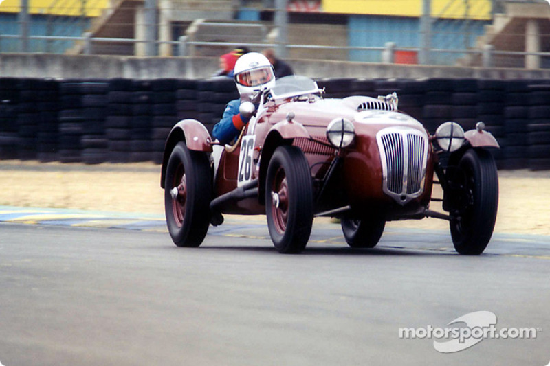 Le Mans Legend: Frazer Nash LM Replica
