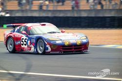 Paul Belmondo Racing's Viper
