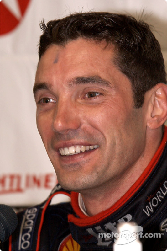 Press conference: Max Papis