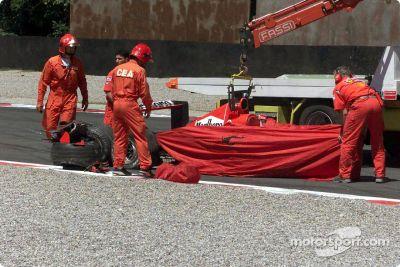 Ferrari July test sessions