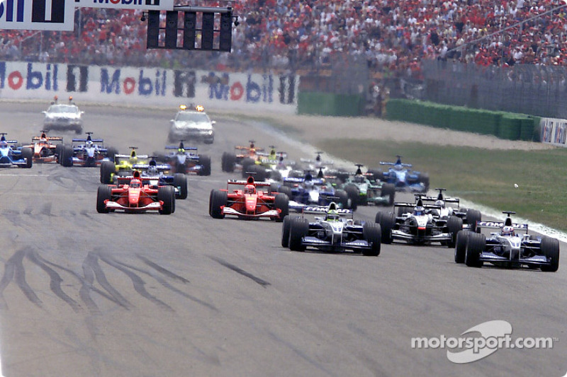 22 Temmuz: Almanya GP
