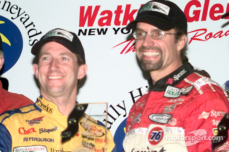Andretti and Petty victory