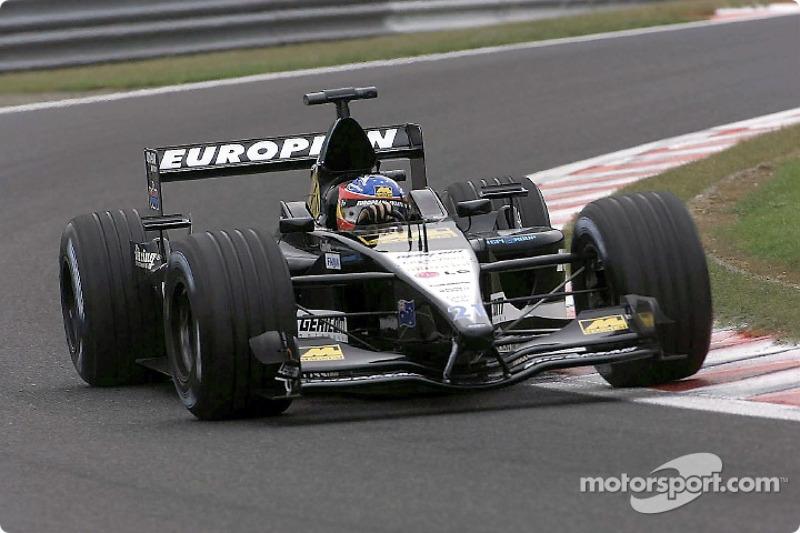 Minardi PS01 (2001)