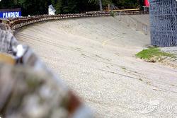 El viejo óvalo de Monza