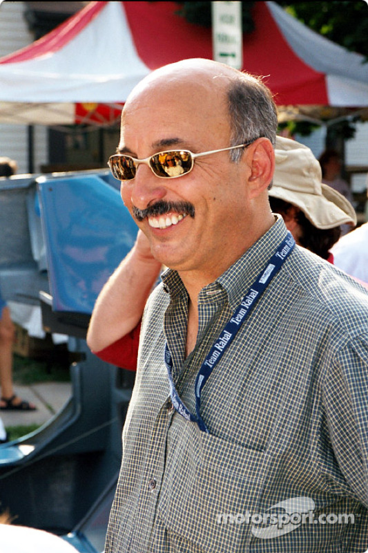 Bobby Rahal - day off
