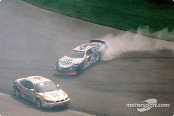 Mark Martin in trouble