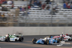 Shinji Nakano, Patrick Carpentier and Scott Dixon