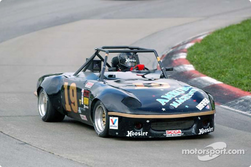 Race 9, Grand Touring 2: Matthew Salmon