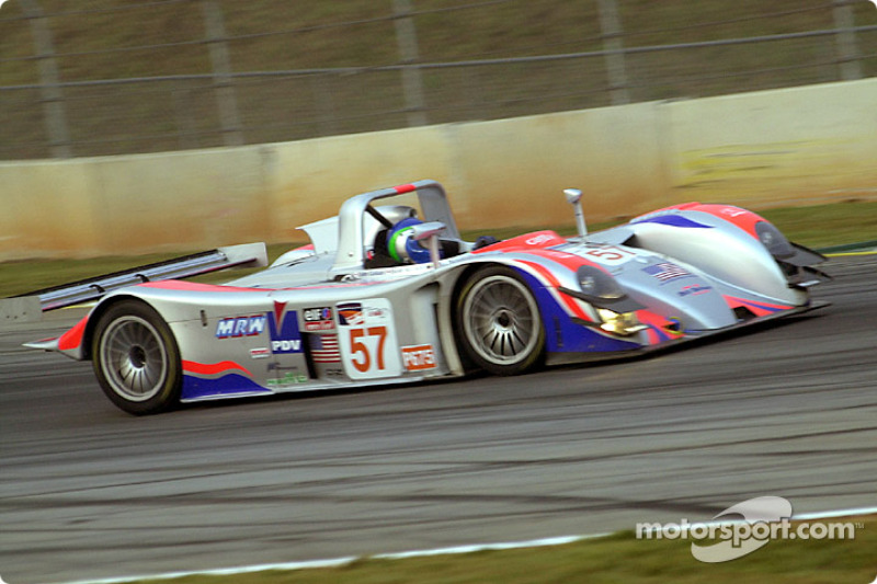 Dick Barbour Racing Reynard 01Q/Judd