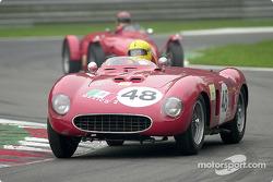 Nicolas Zapata 1956 Ferrari 625 TR
