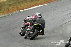 Nose to tail through Turn 10B