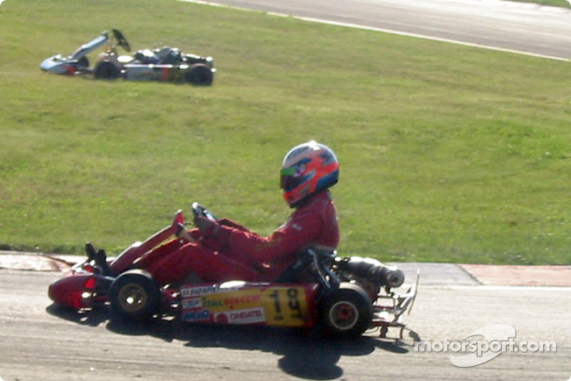 Formula A 100cc: Eustachio Papapietro, Italcorse-Italsistem