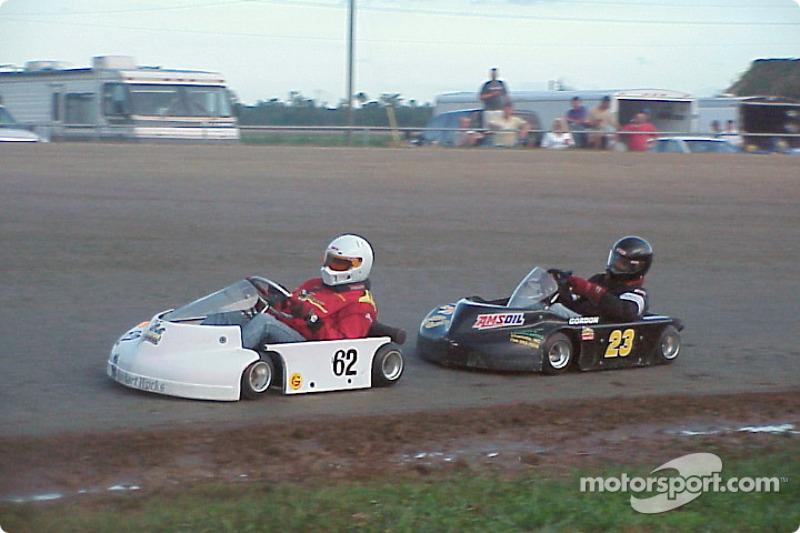 Stock 2-Cycle 62-Olin Baldwin 23-Michael Gordon