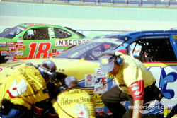 Pitstop for Jeff Andretti
