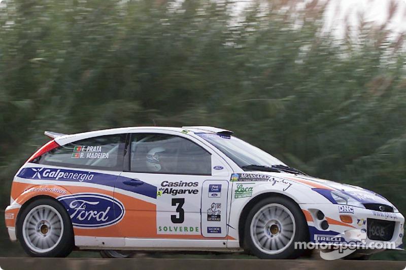 Ford Galpenergia Racing