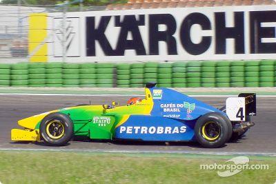 Essais FIA de la Formule 3000, juin 2001