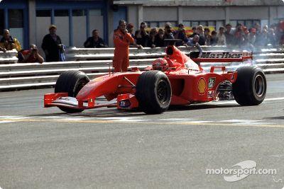 La fiesta de Ferrari en Monza: Tutte le Ferrari a Monza