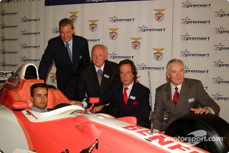 Benfica Footbal Club Premier1 car