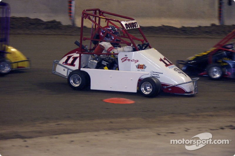 Junior Champ-#11-Greg Doubet gets sideways