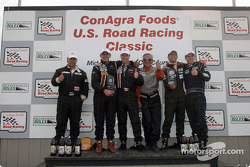Archangel Motorsport Services celebrates another win