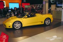 The Ferrari 360 Spider