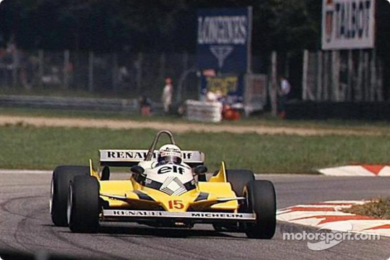 Rückblick: Renault 1981