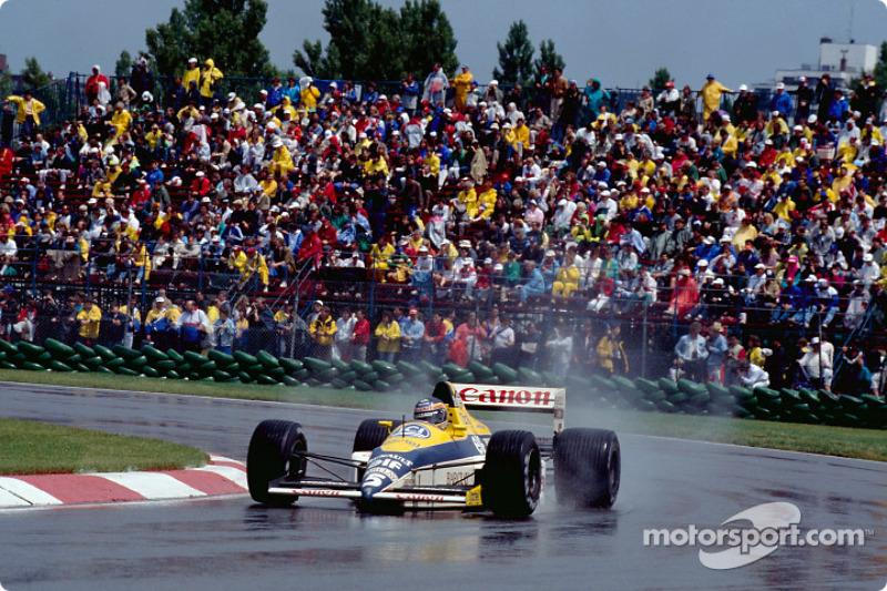 1989: Williams-Renault FW12C
