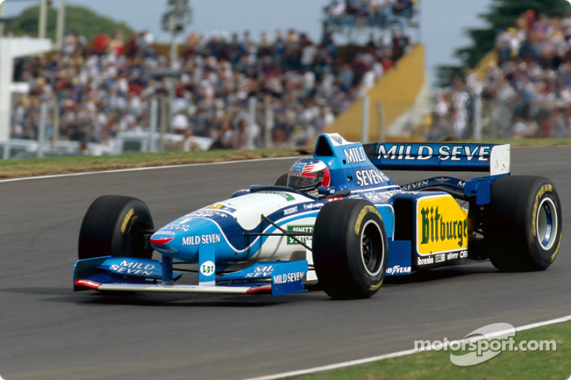 #1: Michael Schumacher (68 Pole-Positions)