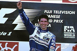 Le Champion du Monde Damon Hill