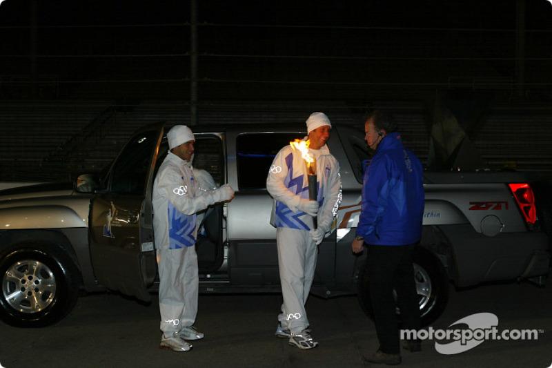 Tony George, PDG de l'Indianapolis Motor Speedway