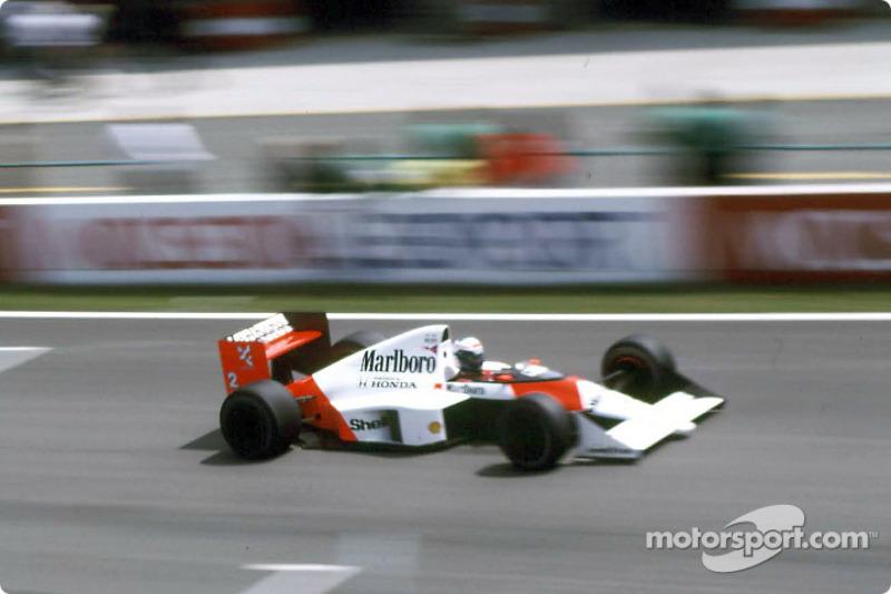 1. Alain Prost