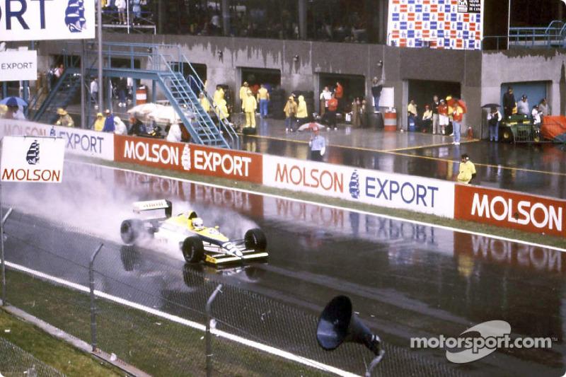 Williams 1989: Riccardo Patrese, FW12C