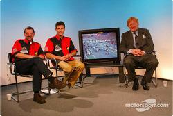 Paul Stoddart ve Mark Webber