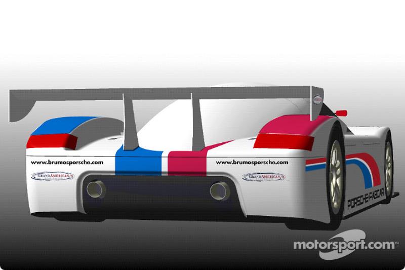 Brumos Motor Cars: back