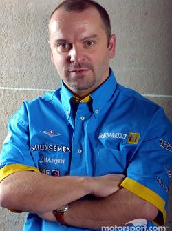 Mike Gascoyne
