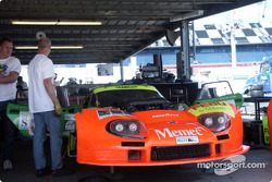 Marcos Racing International garage