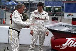 Dick Trickle and Scott Sharp