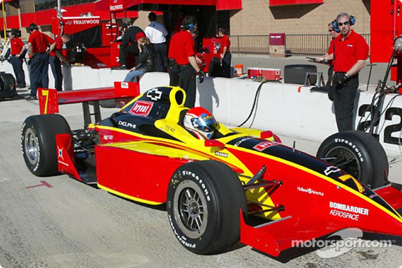 Greg Ray (Kelley Racing)