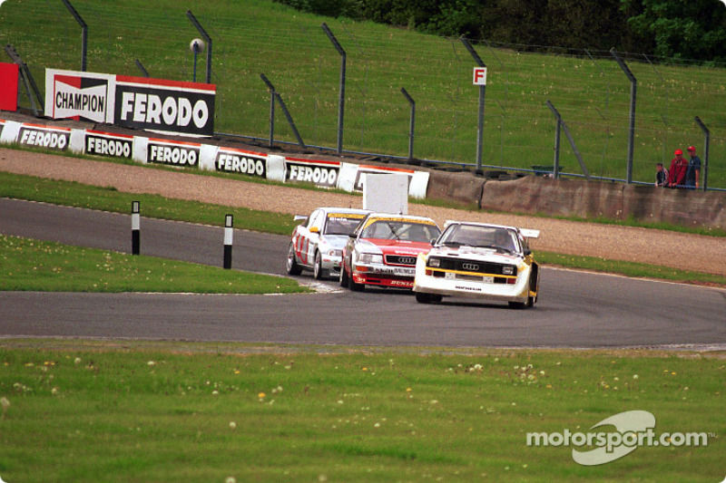 Sport Quattro leads the pack