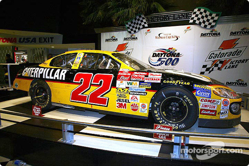 2002: #22 Ward Burton - Bill Davis Racing Dodge
