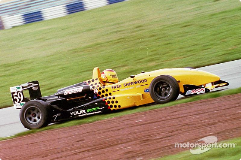 59. Justin Sherwood, Performance Racing SC