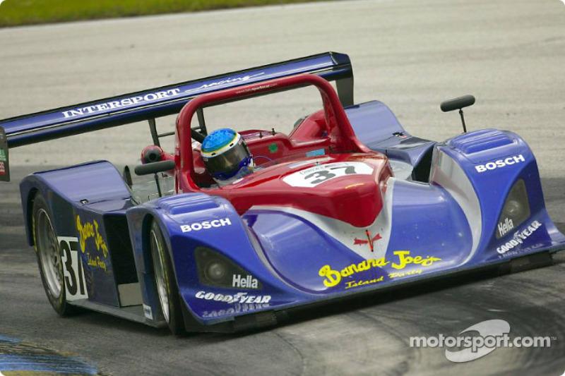 Lola Judd n°37, parmi les plus rapides lors des essais libres du jeudi