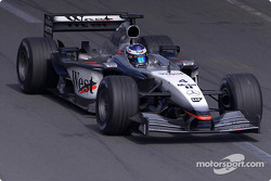 Kimi Räikkönen, McLaren-Mercedes MP4/17
