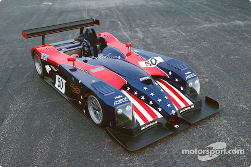 2002 Panoz LMP 01 Evo