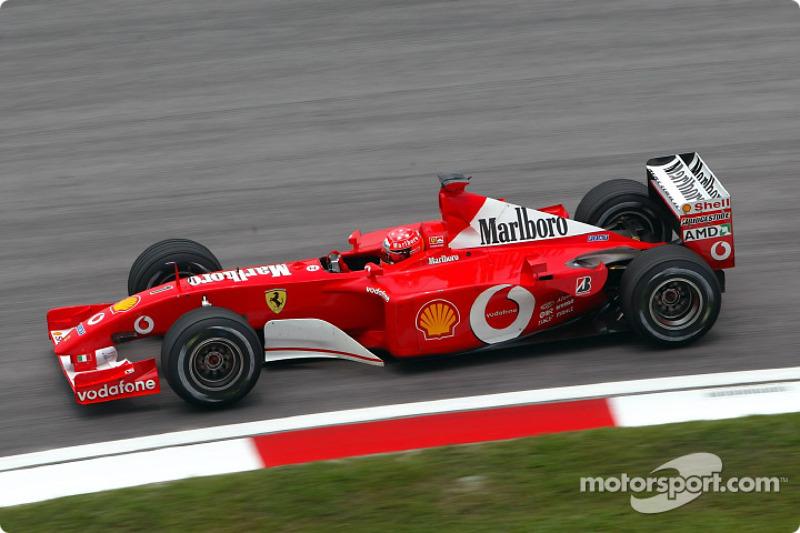 Гран При Малайзии 2002