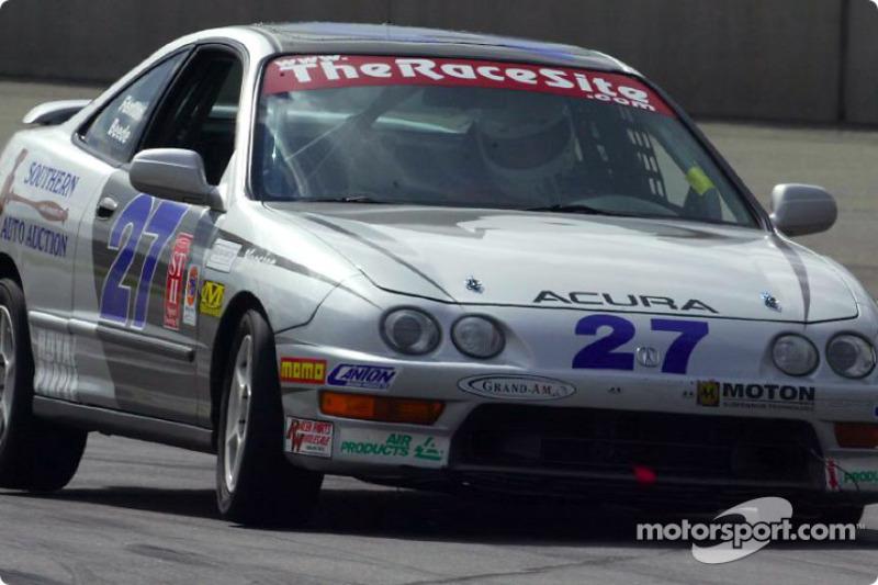 Deuxième victoire pour le Bill Fenton Motorsports sur le California Speedway