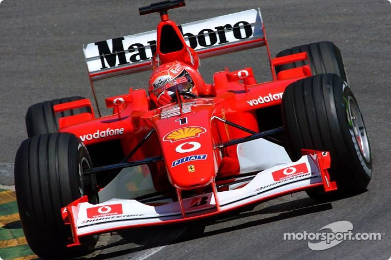 2002 Brezilya GP