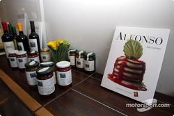 Michelin Chef Alfonso Laccarinos book