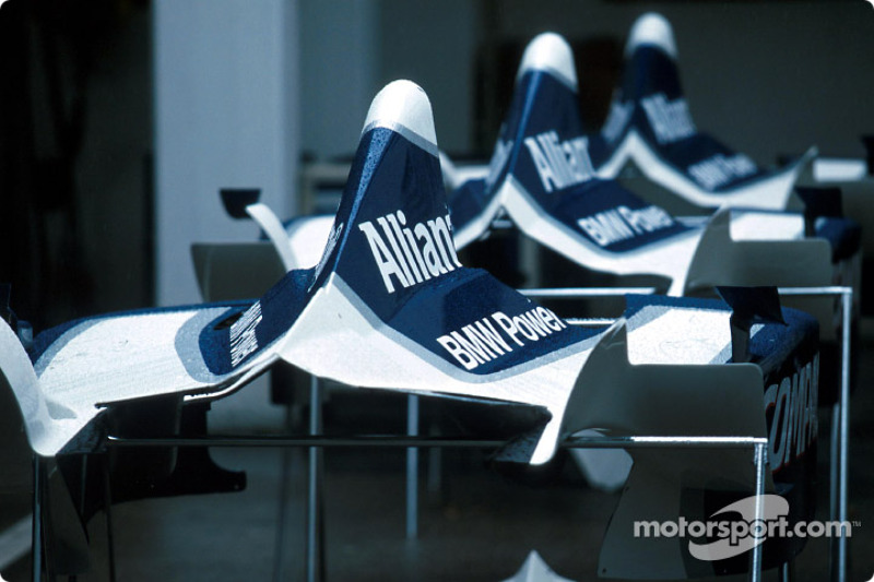 Zona de garage de Williams